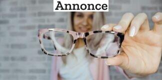 Brug briller fremfor større skriftstørrelse